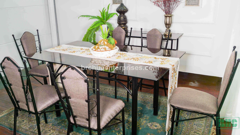 Ringlet Dining Table Home Furnitures B R Chua Enterprises Inc